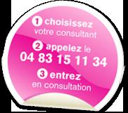 Choisissez votre consultant